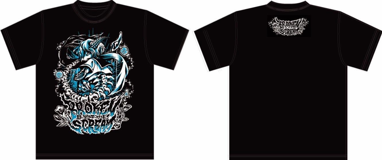AAP Tシャツ (限定カラー BLUE)