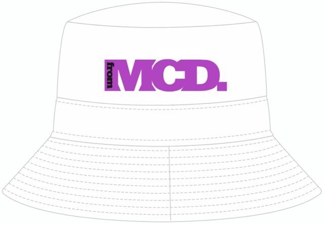 MCDバケットハット