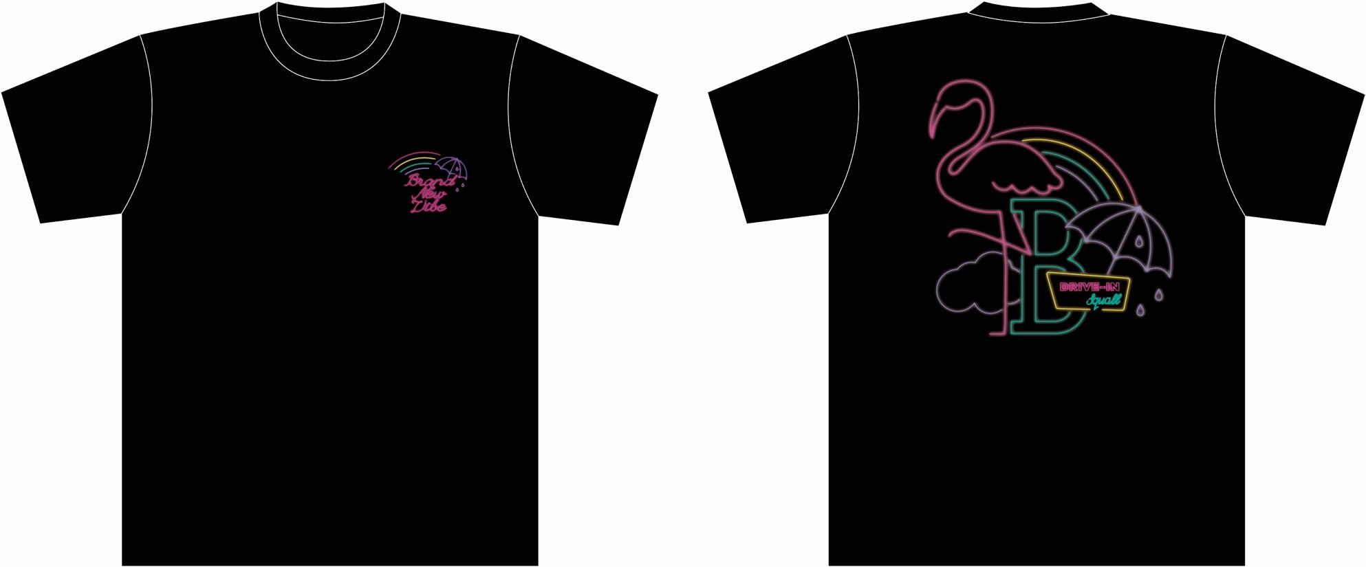 Tシャツ(Brand New Vibe 2019 Summer Goods)