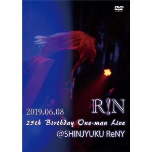 4th Live DVD「25th Birthday One-man Live@SHINJYUKU ReNY」