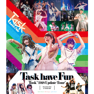 "『Task ""2018 Update Tour"" at Stellar Ball』Blu-ray盤"