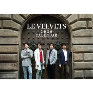 LE VELVETS オリジナル卓上カレンダー2020年版