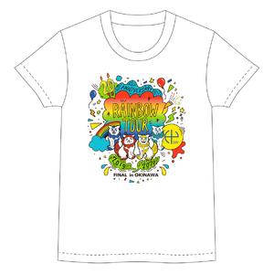RAINBOW TOURファイナル沖縄限定Tシャツ
