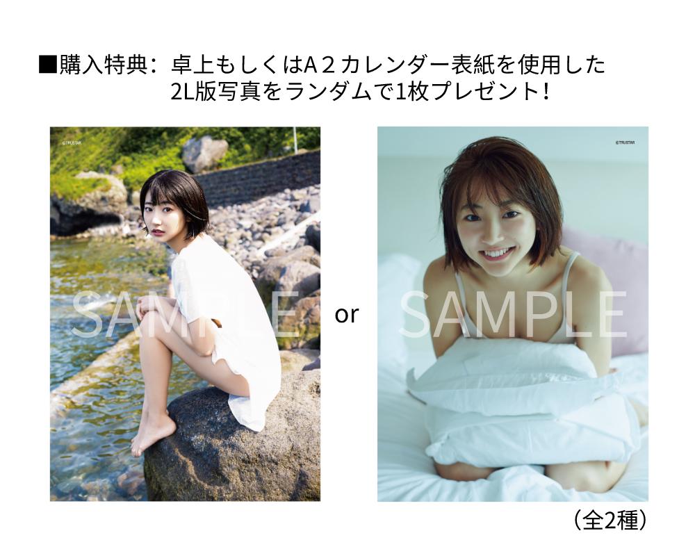 武田玲奈 2020年カレンダー2種類セット