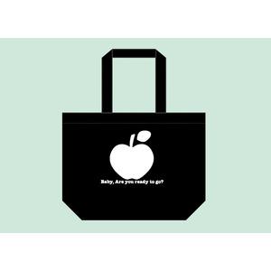 アップルミント ショッピングバッグ
