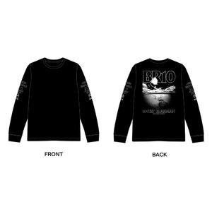 日本復興支援 10-FEET × BRAHMAN WネームロングスリーブTシャツ(黒)