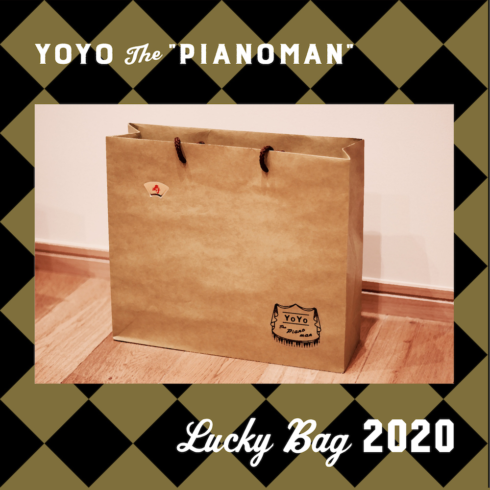 "YoYo the ""Pianoman"" Lucky Bag 2020"
