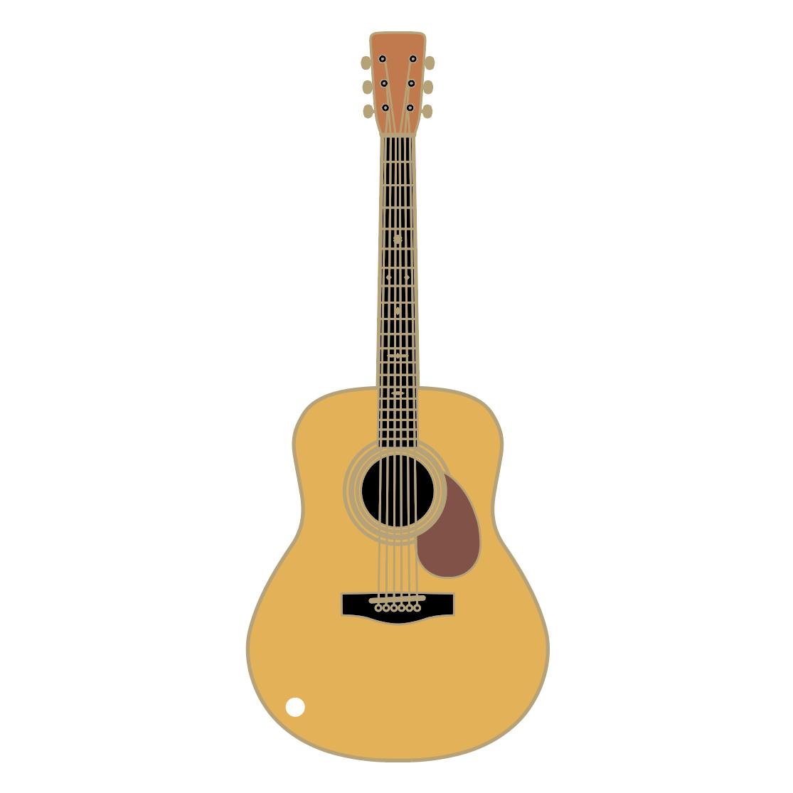 伊勢正三 ギターキーホルダー Terry's special LL Custom