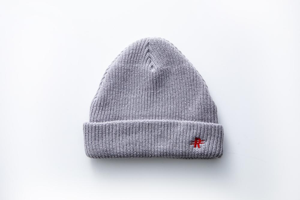 REGULAR 「R」 KNIT CAP