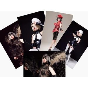 マリアンヌ東雲/麗しのナマ写真5枚セット