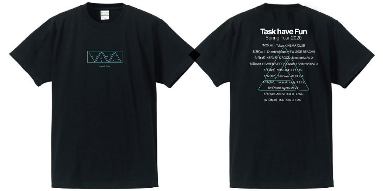 「春のプロデューサーまつり2020」Tシャツ(BLACK)