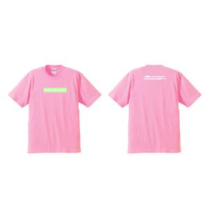 40周年記念Tシャツ(ベビーピンク)