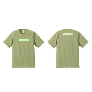 40周年記念Tシャツ(サンドカーキ)