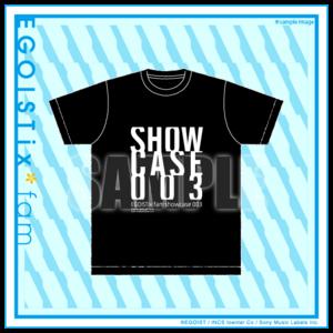 Tシャツ「showcase*003」