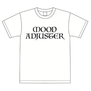 MOOD ADJUSTER Tシャツ(白)