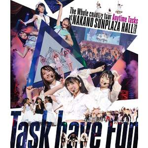 【FC会員限定盤特典付き】The Whole Country Tour  AnyTime Tasks at NAKANO SUNPLAZAHALL 2019