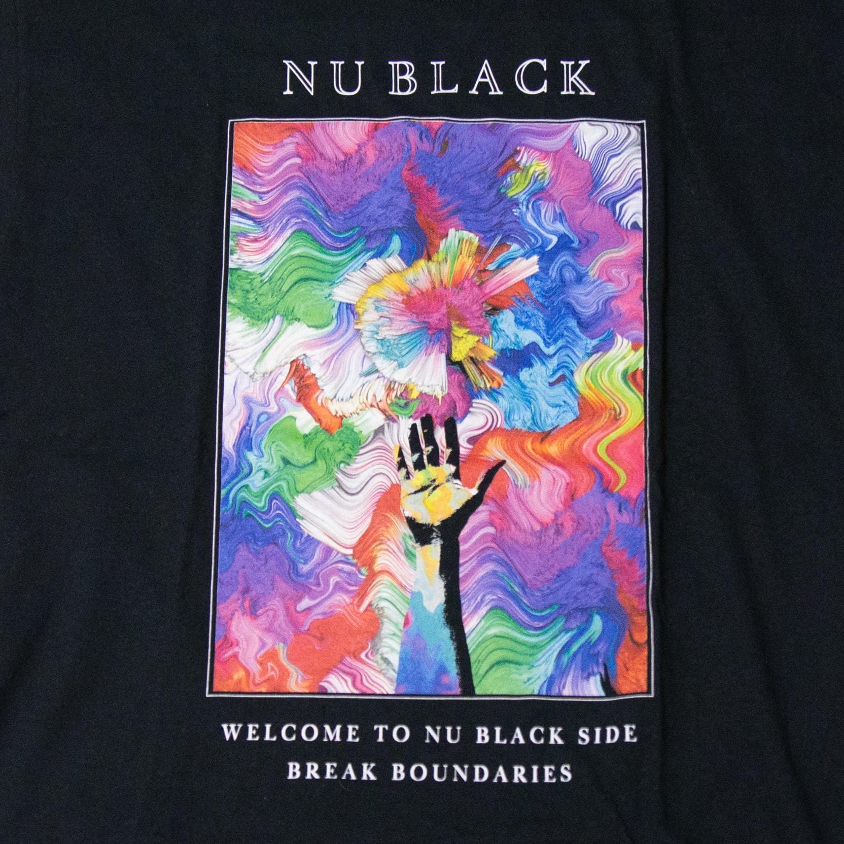 NU BLACK TEE(Black)