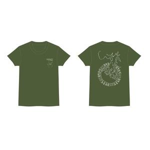 HOME Tシャツ【HY HUB CLUB限定版】