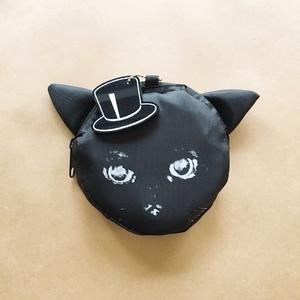 黒猫珈琲エコバッグ