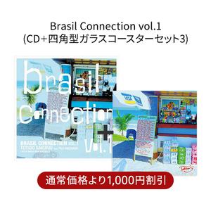 四角コースターセット:Brasil Connection Vol.1_3_red