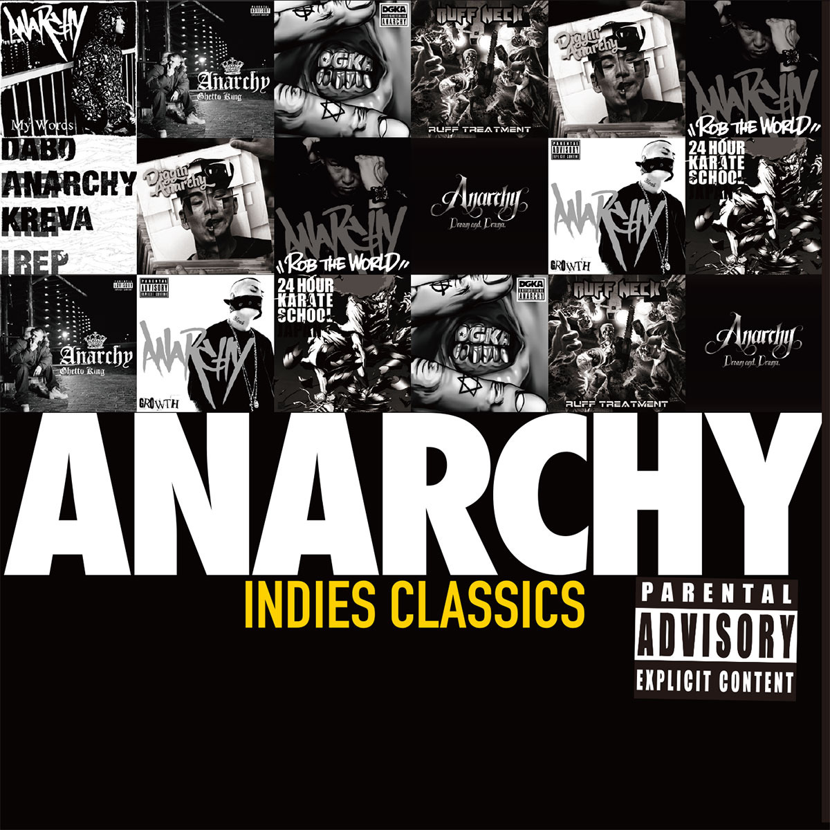 ANARCHY / INDIES CLASSICS[RRR-1021]