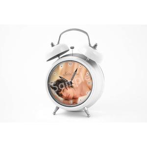 【第2次予約】瀬戸啓太 オリジナルボイス目覚まし時計「white」