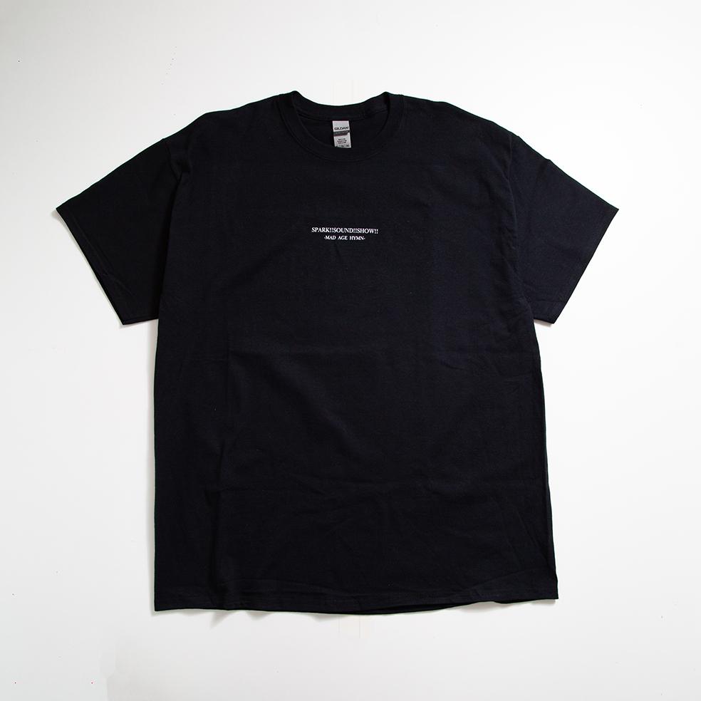 BUTTERFLY TEE(Black)