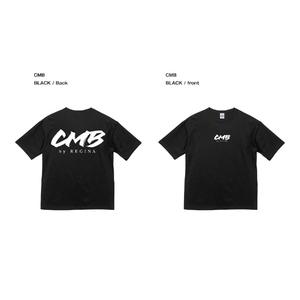 CMB by REGINA Tシャツ / ブラック