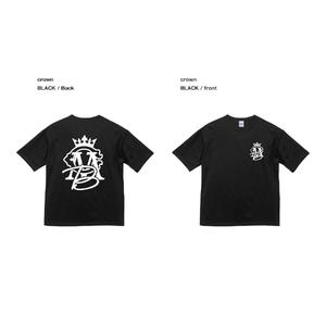 CMB CROWN Tシャツ / ブラック