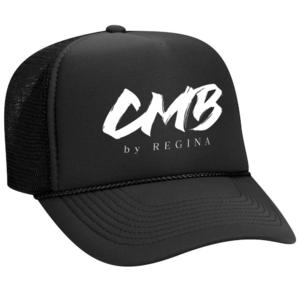 CMB by REGINA メッシュキャップ / ブラック