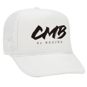 CMB by REGINA メッシュキャップ / ホワイト