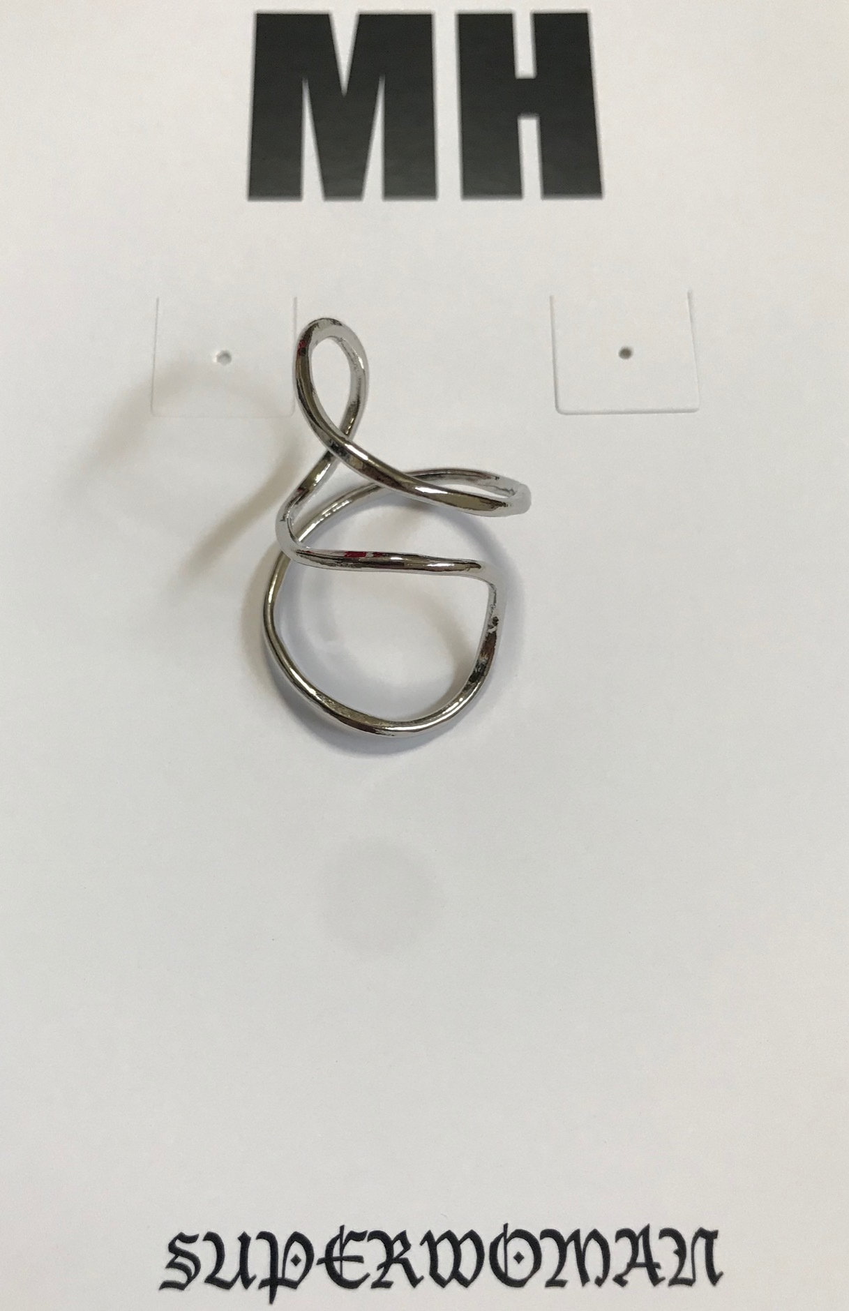 MH Deformed wire ring