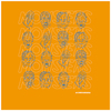 MONSTERS Long Sleeve TEE(Gold)