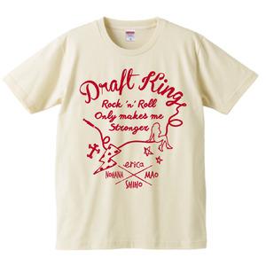 Draft King Tシャツ NEW アイボリー