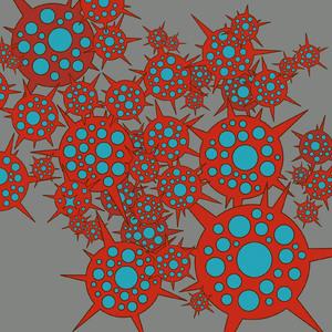 赤い花・青い花 e.p