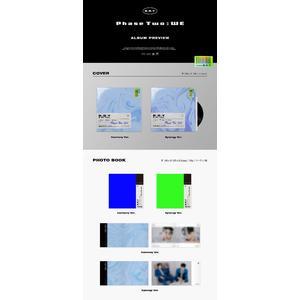 【3部オンライン団体握手会】B Of You 2nd Mini Album 「Phase Two : WE」2枚セット