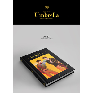 【2部応募用】H&D Special Album「Umbrella」