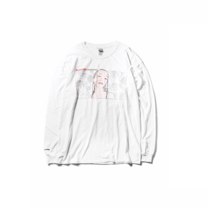 GIRL Long Sleeve T-Shirt (White)