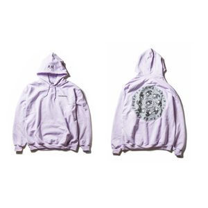 般若 Hoodie (Light Purple)