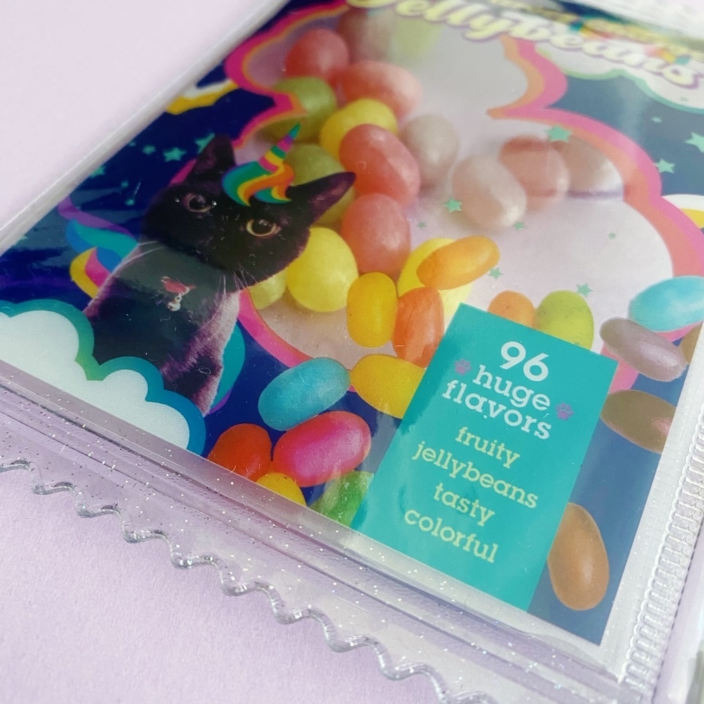 CONFECTIONERY PACKAGE POUCH