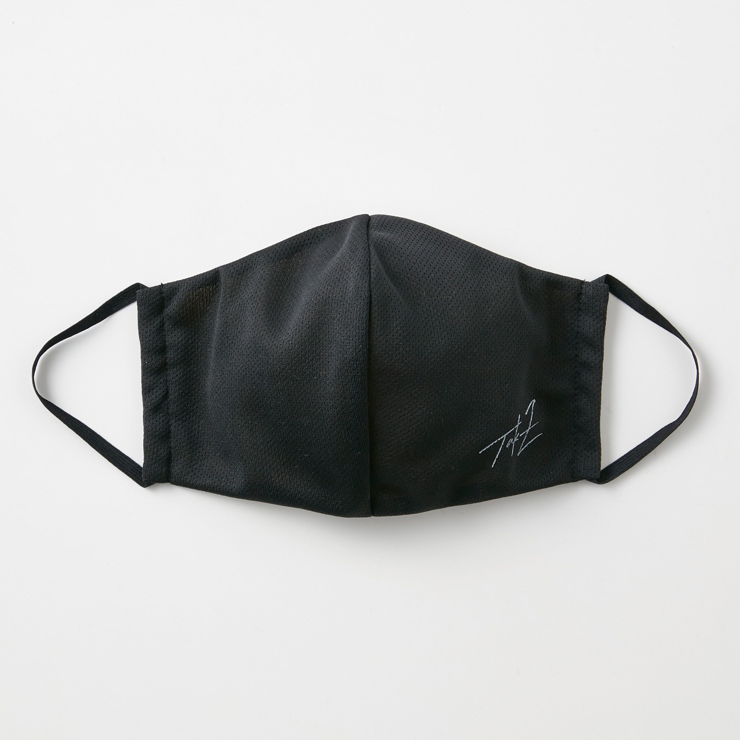 TAK-Z × UNITIKA 『TAK-Z』LOGOプリントマスク