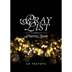 「PRAYLIST 2020」PHOTOBOOK