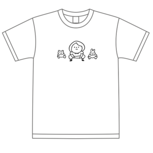 どすこいな日々Tシャツ