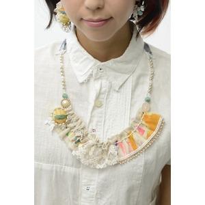 【Rie fu x lulula ネックレスB】(NC-B) ¥8,000