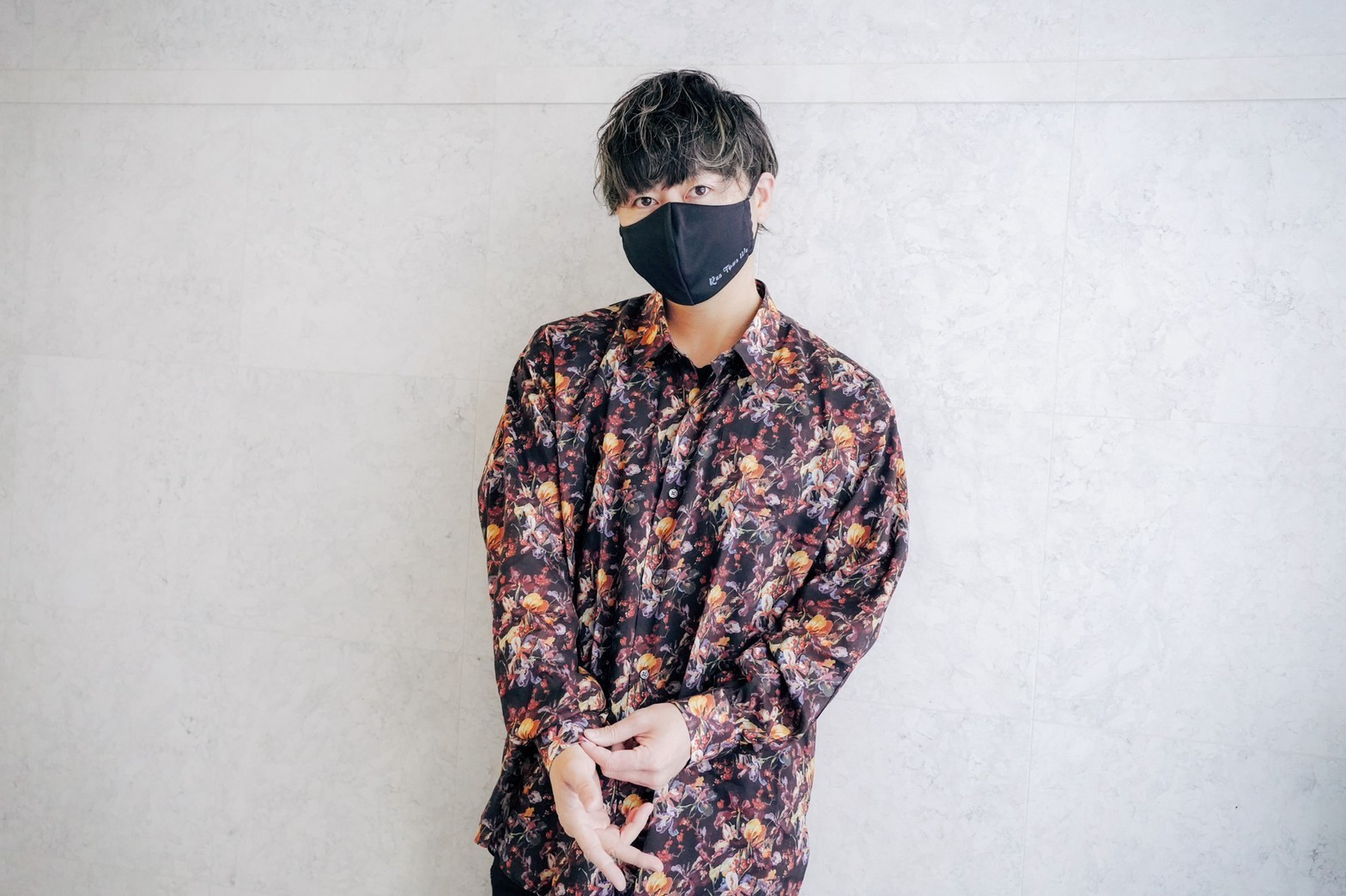 TAK-Z × UNITIKA リバティプリントシャツ