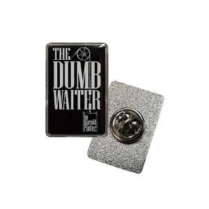 【『ダム・ウェイター』公式グッズ】組織バッチ