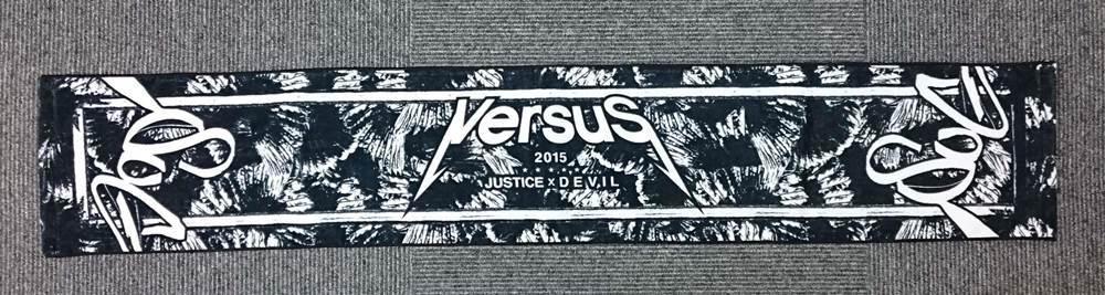 VersuS2015 マフラータオル