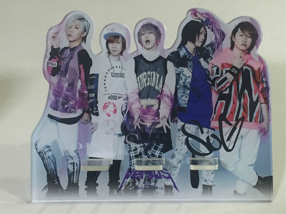 VersuS2015 アクリルスマホスタンド(極彩SuG ver.)