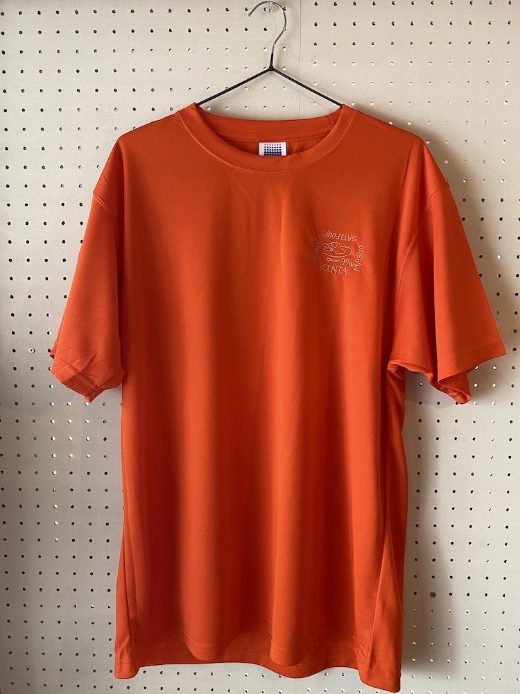 カナタタケヒロ 初生誕祭記念Tシャツ(オレンジ)