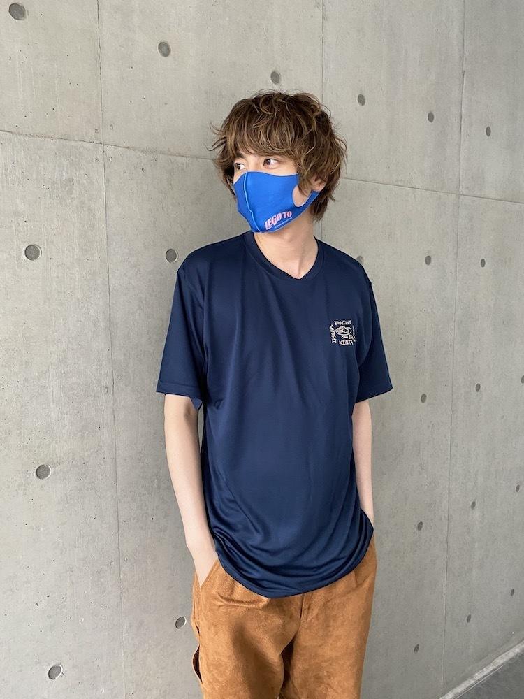 カナタタケヒロ 初生誕祭記念Tシャツ(ネイビー)